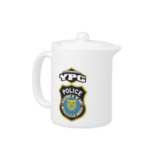 Policía de YPG