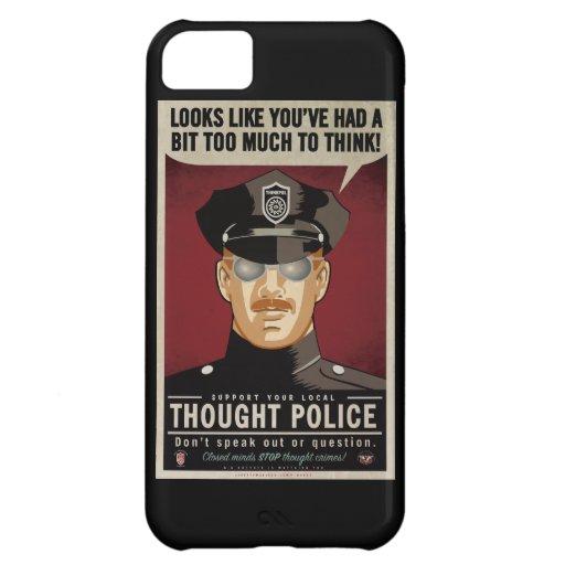 Policía del pensamiento