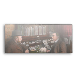 Policía - el detective privado - 1902 sobre