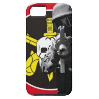 Policía especial brasileña de BOPE iPhone 5 Carcasas