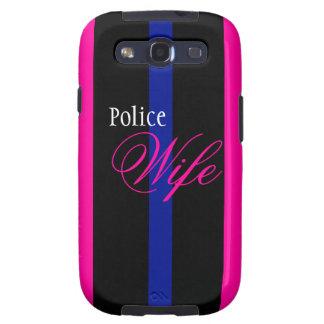 Policía Galaxy S3 Fundas