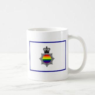 Policía gay asoc., Reino Unido Taza