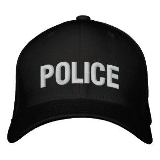 POLICÍA GORRA BORDADA