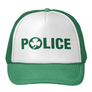 Policía irlandesa gorras de camionero