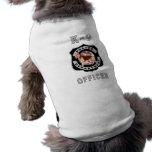 Policía K9 Ropa De Mascota