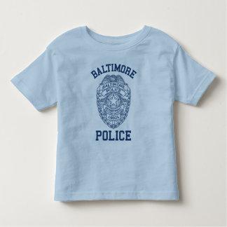 Policía Maryland de Batimore Camisas