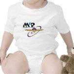 Policía militar del espacio trajes de bebé