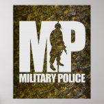 Policía militar poster
