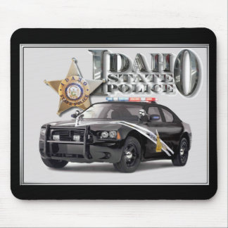 Policía Mousepad del estado de Idaho