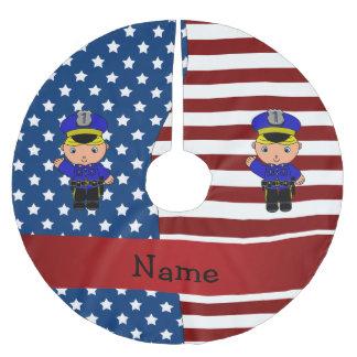 Policía patriótico conocido personalizado