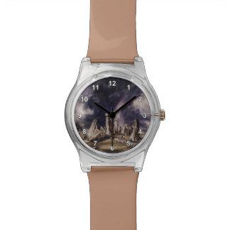 Policía Stonehenge de Juan Reloj De Mano