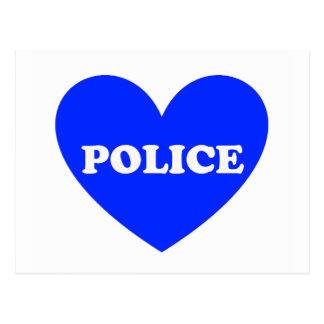 Policía Tarjetas Postales