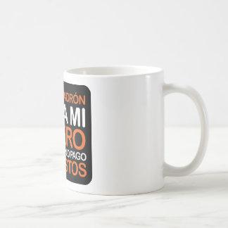 Policy, ethics and education coffee mug