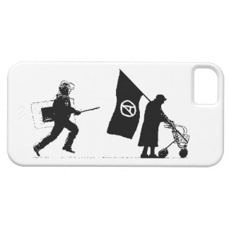 Policy & Granny iPhone 5 Case
