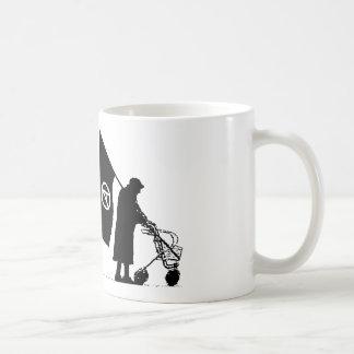 Policy & Granny Classic White Coffee Mug
