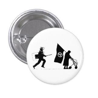 Policy & Granny Pinback Button