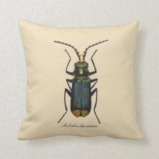 Poliéster del reversible de la entomología de los cojin