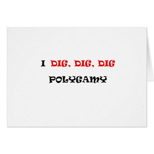 POLIGAMY CARD