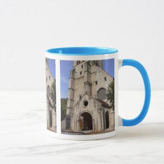 Poligny; Parish Church Mug