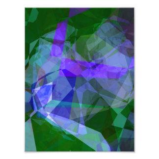 Polígonos abstractos 14 fotografias