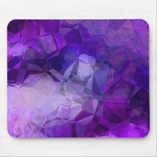 Polígonos abstractos 153 alfombrilla de ratón