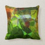 Polígonos abstractos 160 almohada