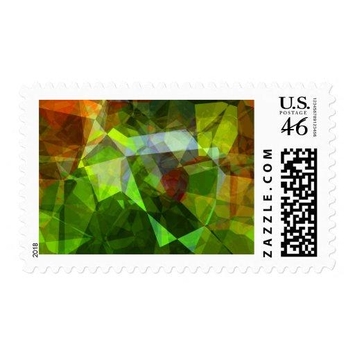 Polígonos abstractos 160 envio
