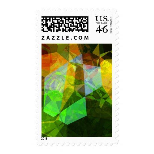 Polígonos abstractos 161 envio