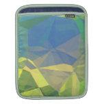 Polígonos abstractos 187 fundas para iPads