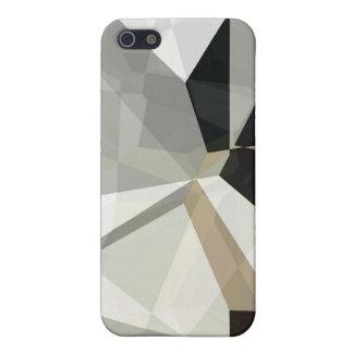 Polígonos abstractos 212 iPhone 5 protector