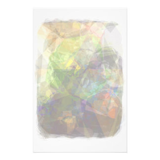 Polígonos abstractos 226  papeleria de diseño