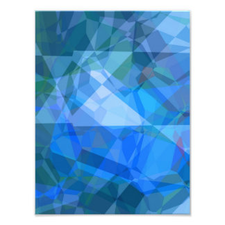 Polígonos abstractos 51 cojinete