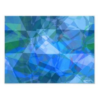 Polígonos abstractos 51 fotografía