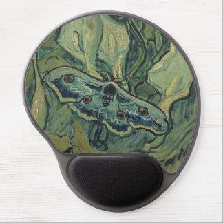 Polilla de emperador de Vincent van Gogh Alfombrilla Gel