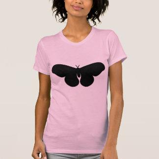 Polilla de gusano de seda gigante camisetas