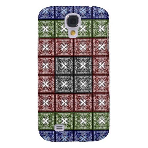 Polilla RGB grande Funda Para Galaxy S4