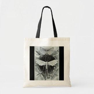 Polillas - Ernst Haeckel Bolsa Tela Barata