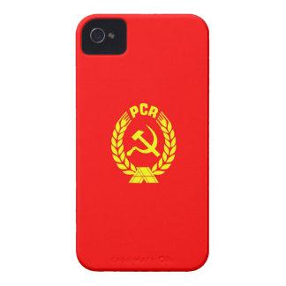 polimerización en cadena rumana ceausescu de la iPhone 4 cobertura