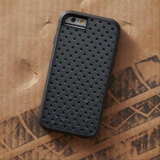 Polímero Carbono-fibra-reforzado duro Funda De iPhone 6 Tough Xtreme