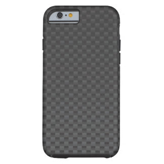 polímero Carbono-fibra-reforzado Funda Resistente iPhone 6