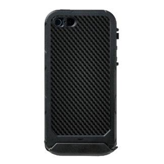Polímero Carbono-fibra-reforzado futurista Carcasa De Iphone 5 Incipio Atlas Id