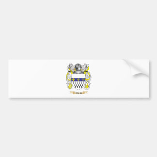 Polin Coat of Arms (Family Crest) Bumper Stickers