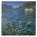 Polinesia francesa, Moorea. Bahía de los cocineros Teja