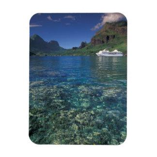 Polinesia francesa, Moorea. Bahía de los cocineros Iman