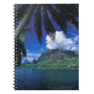 Polinesia francesa, Moorea. Bahía de los cocineros Libreta Espiral