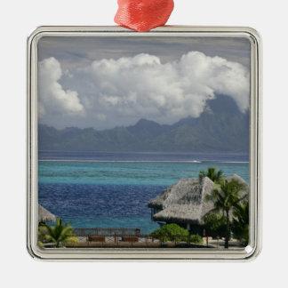 Polinesia francesa, Moorea. Una vista de la isla Ornamento De Navidad