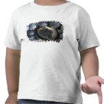 Polinesia francesa, polinesio de Moorea Tiki Camisetas