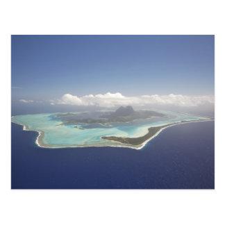 Polinesia francesa, Tahití, Bora Bora. Postales