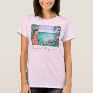 Polinesia tropical playera