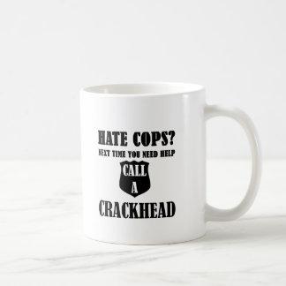 ¿Polis del odio? La vez próxima usted necesita Taza De Café